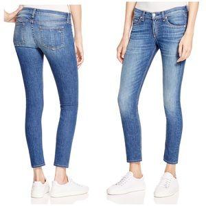 Rag & Bone Rae Capri Ankle Skinny Jeans 29